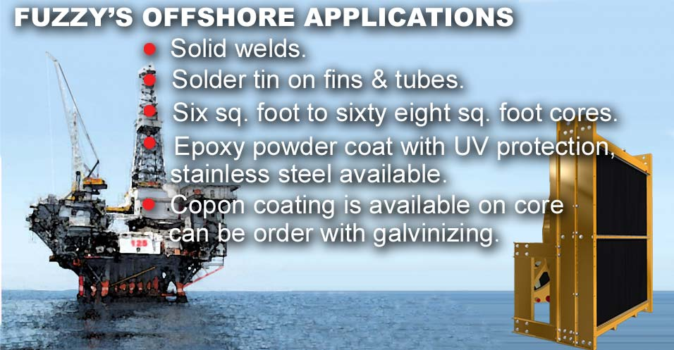 Off-shore Applications